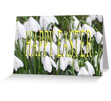 EASTER 5 Greeting Card