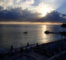 Jamaican sunrise  by delicatesnaps