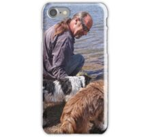 A good day to remember iPhone Case/Skin