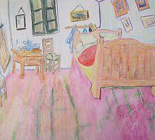 My Version of Van Gogh by karenuk1969