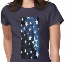 my stary night Womens Fitted T-Shirt
