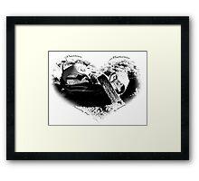 precious memories Framed Print