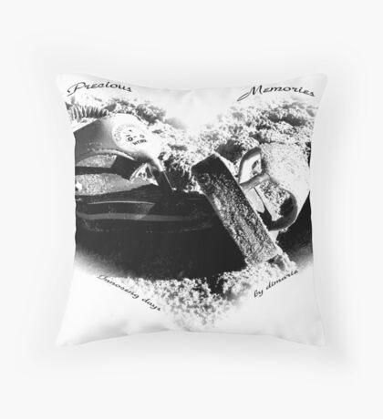 precious memories Throw Pillow