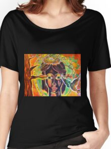 People Like Trees Walking Women's Relaxed Fit T-Shirt