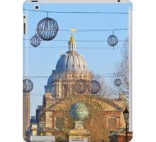 Magical Scene In Greenwich iPad Case/Skin