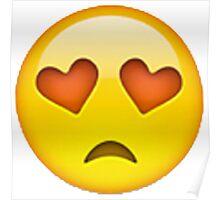 Sad Emoji Poster