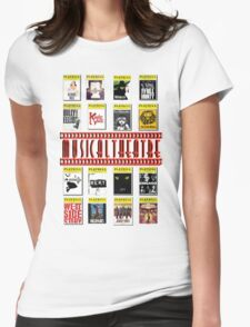 Musical Theatre! Womens Fitted T-Shirt