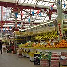 Market Place by Robert Abraham