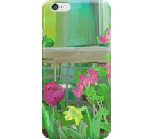Back in the Garden iPhone Case/Skin
