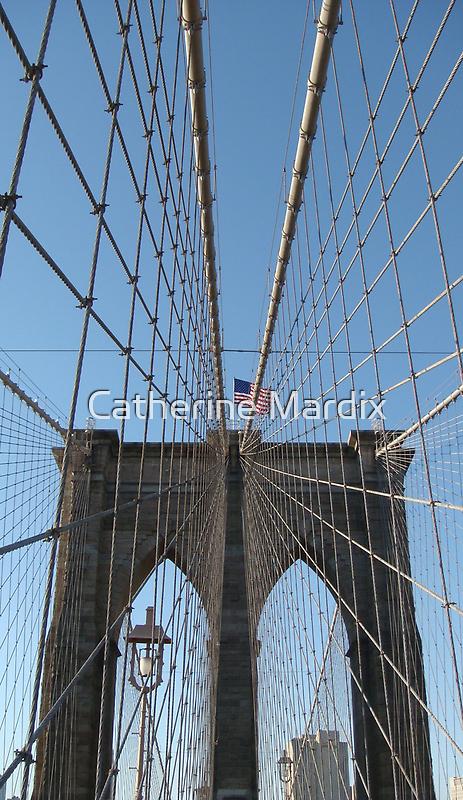 Brooklyn Bridge by Catherine Mardix