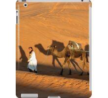 4 Camels iPad Case/Skin
