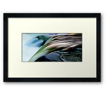 Water Colors Framed Print