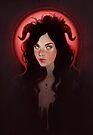 Blood Moon by MeganLara