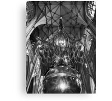 The Lectern in York Minster Canvas Print