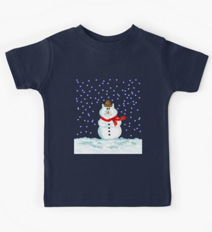A winter's tail Kids Tee