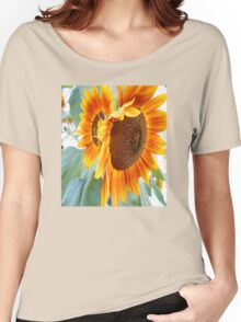 Sunflowers 1  Women's Relaxed Fit T-Shirt