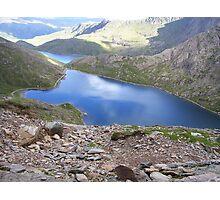 Snowdon North Wales Photographic Print