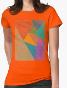 contra Womens Fitted T-Shirt