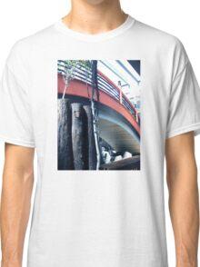 San Fran Japan Town Simplicity Classic T-Shirt