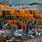 Bryce Canyon Fairy Land Sunrise by photosbyflood