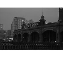 Erie Lackawanna  Photographic Print