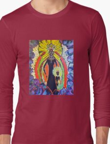 Our Lady of Rocamadour_Love Prevails Long Sleeve T-Shirt
