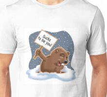 Punxy Phil Unisex T-Shirt