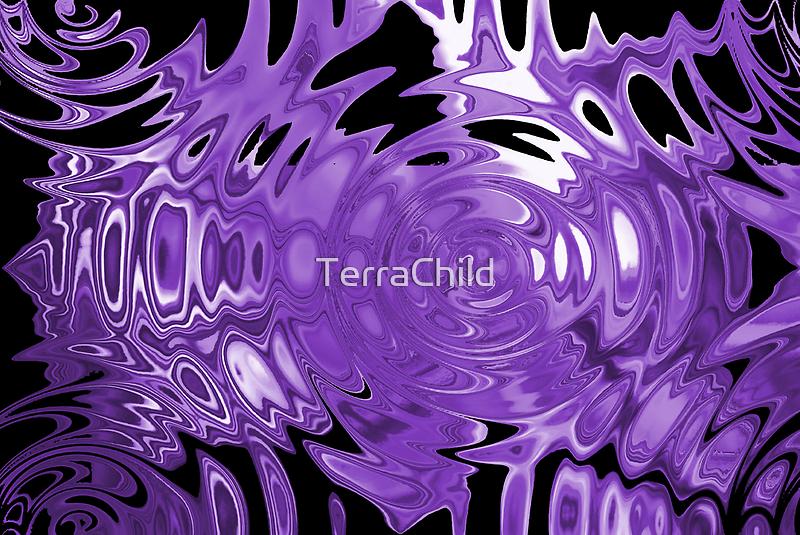 Amethyst Rain by TerraChild