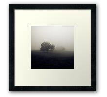 Distant Framed Print