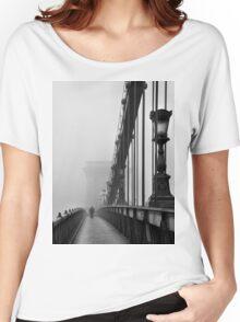 Chain Bridge Women's Relaxed Fit T-Shirt