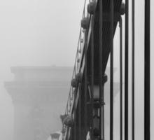 Chain Bridge Sticker