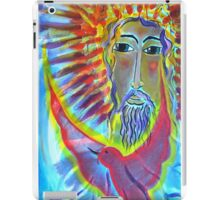 Cosmic Christ iPad Case/Skin