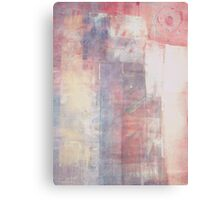 Faded Stories Canvas Print
