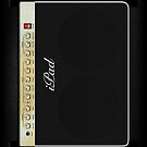 Guitar Amplifier iPad Case (Marshall style) by abinning