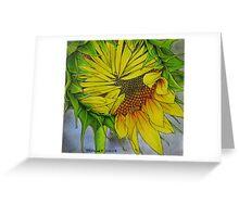 Sunflower! Greeting Card