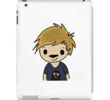 Penguin Luke iPad Case/Skin