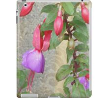 Bleeding Hearts Flowers iPad Case/Skin