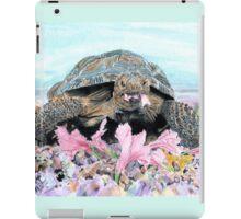Roxy the Turtle iPad Case/Skin
