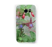 Garden Flower Design  Samsung Galaxy Case/Skin
