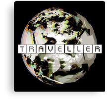 """Traveller"" Canvas Print"
