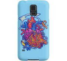 BUSTED HEART Samsung Galaxy Case/Skin