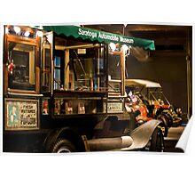 Popcorn Truck Poster