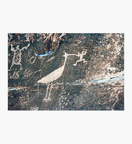 Rio Puerco Petroglyph Photographic Print