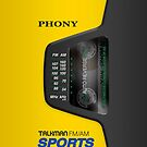 Phony Talkman iPhone Case (Sony Walkman Sports style) by abinning