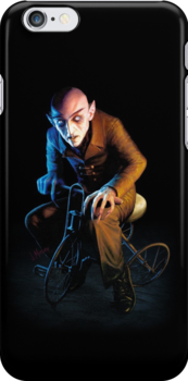 Nosferatu On A Tricycle by Jaime Margary
