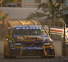 V8 Supercar's Irwin Tool - in need of some work by Derek Andersen Photography