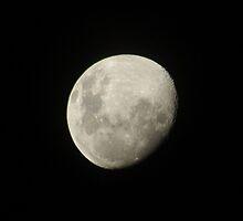 Moon by blennus