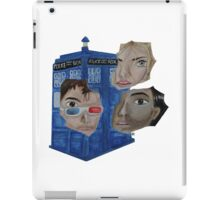 Frozen in Time iPad Case/Skin