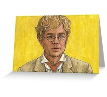 Fool for Love - Spike - BtVS Greeting Card