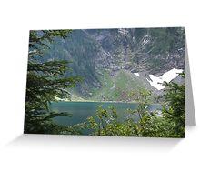 Lake Twenty Two Greeting Card
